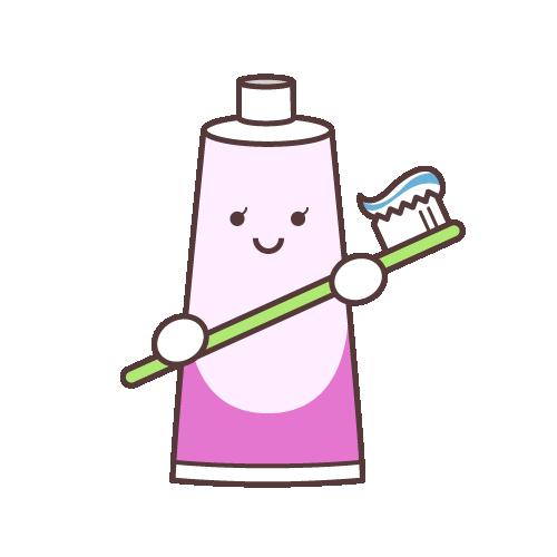 フッ素入りの歯磨き粉
