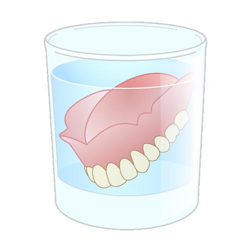 有床義歯(入れ歯)のメンテナンス