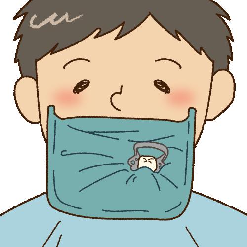 歯の神経の治療(根管治療)でゴムのシート(ラバーダム)つけて治療しているのはなぜ?