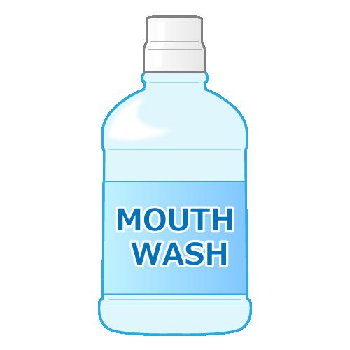 虫歯予防のマウスウォッシュ