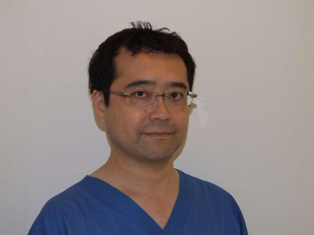 全身管理担当 麻酔科医 /日本歯科麻酔学会認定医  岡本豊先生