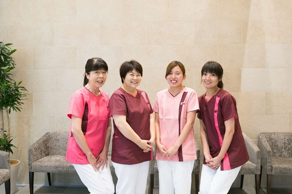 当院の歯科衛生士